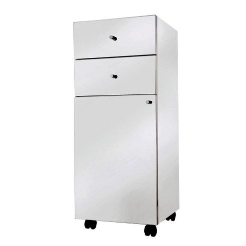 free standing bathroom cabinets tesco buy croydex freestanding stainless steel drawer unit 15583