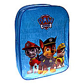 Paw Patrol 'Rescue Squad' Boys Nursery Mini School Bag Rucksack Backpack