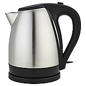 Tesco Jug kettle, 1.7L - Stainless Steel