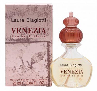 Laura Biagiotti Venezia Eau de Toilette (EDT) 25ml Spray For Women