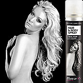 Smiffy's - White UV Hair & Body Spray - 75ml