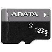 ADATA Micro SDXC 64GB MicroSDXC UHS Class 10 memory card