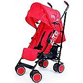 Zeta CiTi Stroller (Red)