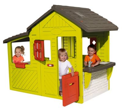 SMOBY Floralie Playhouse