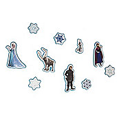 Disney Frozen 10 Piece Foam Wall Stickers