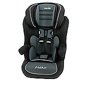Nania Luxe Imax SP High Back Booster Car Seat with harness, Group 1-2-3, Agora Storm