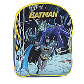 Batman Backpack Rucksack