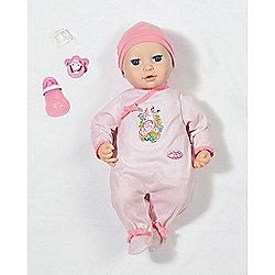 Baby Annabell Mia So Soft Doll