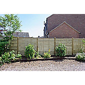 Ultimate Lap Panel Pressure Treated Green 1.8m PACK OF 3
