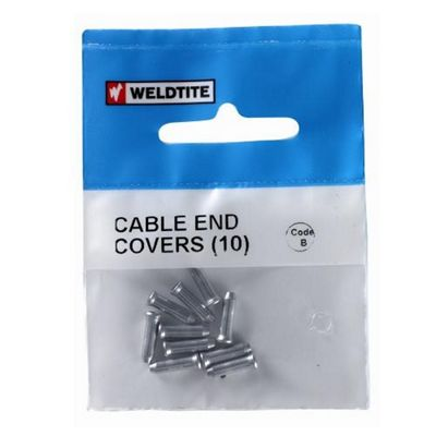 Bike Bits Cable End Covers - (10)