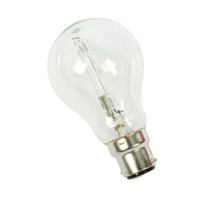 Energy Saving 70W GLS Halogen Bulb Light BC Fitting