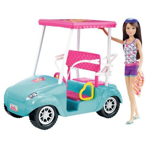 Barbie Golf Cart Skipper
