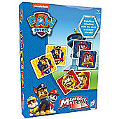 Paw Patrol Memory Match Game