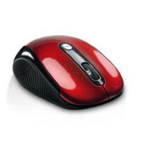 Sweex USB WIRELESS MOUSE RED 2 BTN R