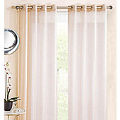 Marrakesh Eyelet Voile Panel