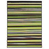 Element Canterbury Green/Brown Rug 120x160cm