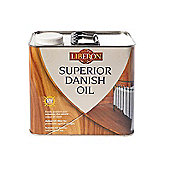Liberon SDO25L 2.5L Superior Danish Oil