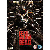 Fear the Walking Dead: Season 1-2 DVD