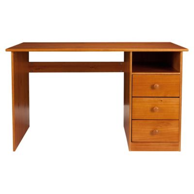 Chester Desk, Antique Pine