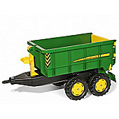 John Deere Container Truck - Ride On - Rolly