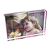 Beauty and the Beast Personalised Mother's Day Photo Block
