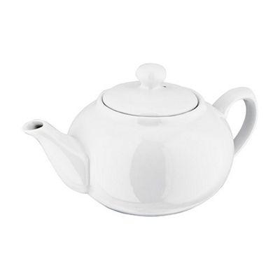 Judge Ivory Porcelain Teapot 2 Cup
