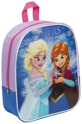 Disney Frozen 'Sisters are Magic' Girls Junior Lenticular Backpack