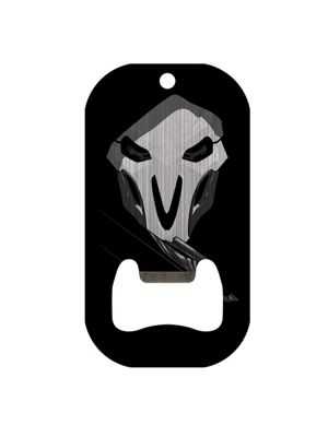 Wraith Reaper Mini Bar Blade Bottle Opener 7x3.8cm,