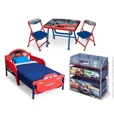Buy Disney Cars Bedroom Set from our Nursery Furniture Sets range ...