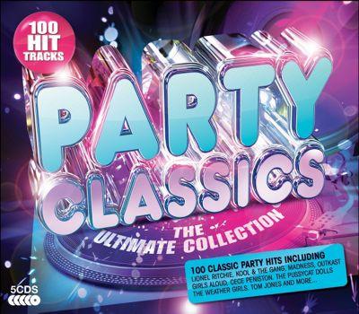 Party Classics (5Cd)