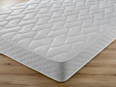 Silentnight Double Mattress, Miracoil Comfort Micro Quilt