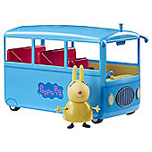 Peppa Pig Miss Rabbit's School Bus