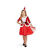 F&F Santa Claus Christmas Costume - Red