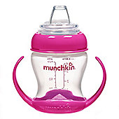 Munckin Flexi-Transition Trainer Cup - 4Oz (Pink)