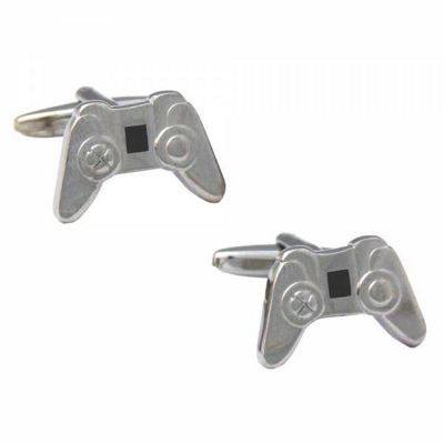 Maze Playstation Controller Cufflinks