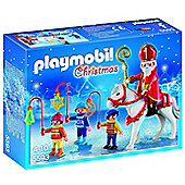 Playmobil St. Nicholas with Lantern Parade - Dolls and Playsets
