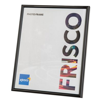 Kenro Frisco Black Photo Frame to hold a 18x12