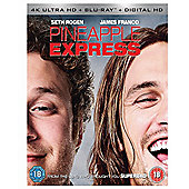 Pineapple Express: 4K Ultra HD Double Play