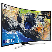 Samsung UE55MU6220 55 Smart Ultra HD certified TV, Curved