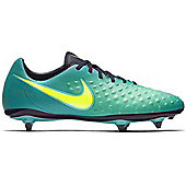 Nike Magista Onda II SG Football Boots - Rio Teal - Green
