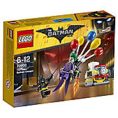 LEGO Batman Movie The Joker Balloon Escape 70900