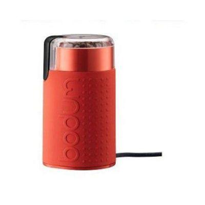 Bodum 11160-294UK Bistro Electric Coffee Grinder - Red