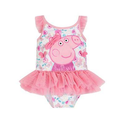 2c47dd98a4 Peppa Pig Newborn's Tutu Swimsuit Size 12-18 months Catalogue Number:  551-0353