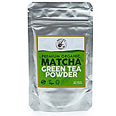 Premium Organic Matcha Green Tea Powder - 30g Bag