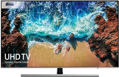 Samsung 65 Inch NU8000 4K Ultra HD certified Dynamic Crystal Colour HDR Smart TV