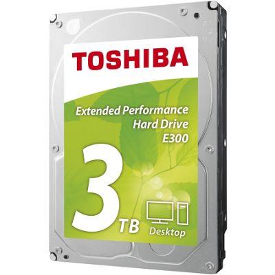 Toshiba E300 3 TB 3.5