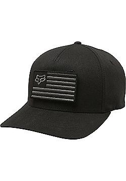 Fox Mens Placate Flexifit Hat - Black