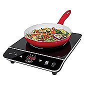 Quest Single Digital Induction Hob Hot Plate