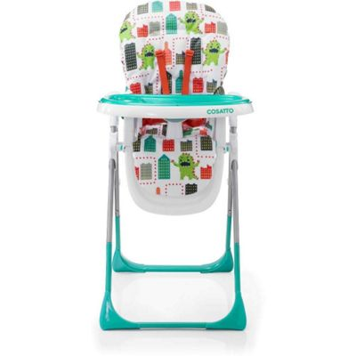 Cosatto Noodle Supa Highchair (Monster Arcade)