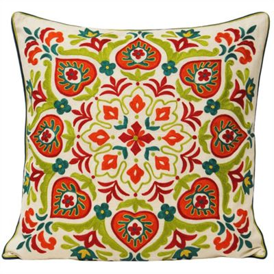Riva Home Jerada Multicolour Cushion Cover - 60x60cm
